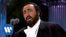 Luciano Pavarotti sings Nessun dorma from Turandot (The Three Tenors in Concert 1994)