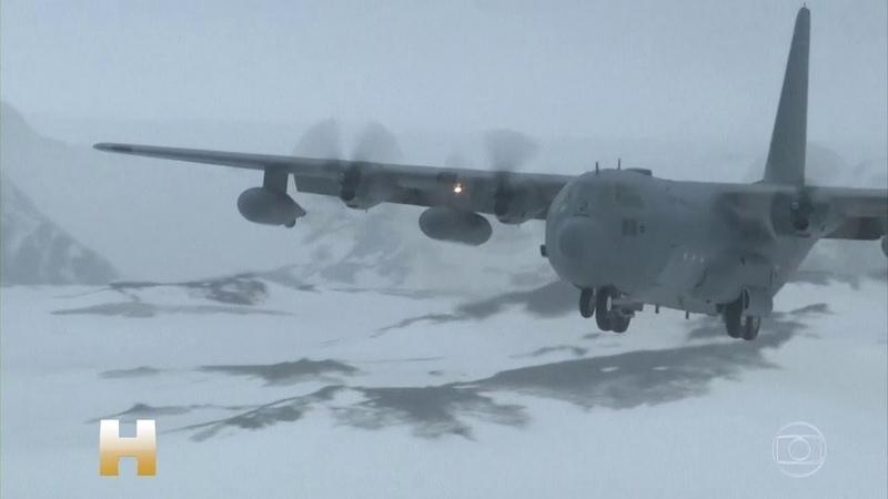 RESGATE DO C-130 HERCULES CHILENO: ENTREVISTA COM CORONEL DO PARA-SAR