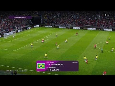 EFootball PES 2020 шведка