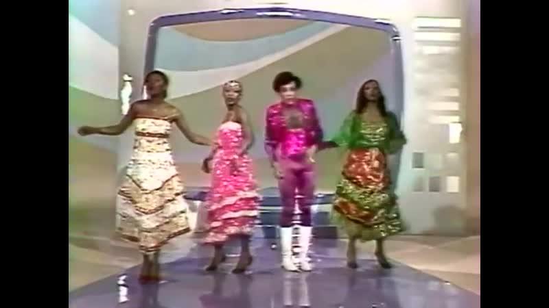 Boney M - Bahama Mama (Collaro Show)(480P)