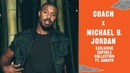 Coach x Michael B Jordan Exclusive Capsule Collection ft Naruto