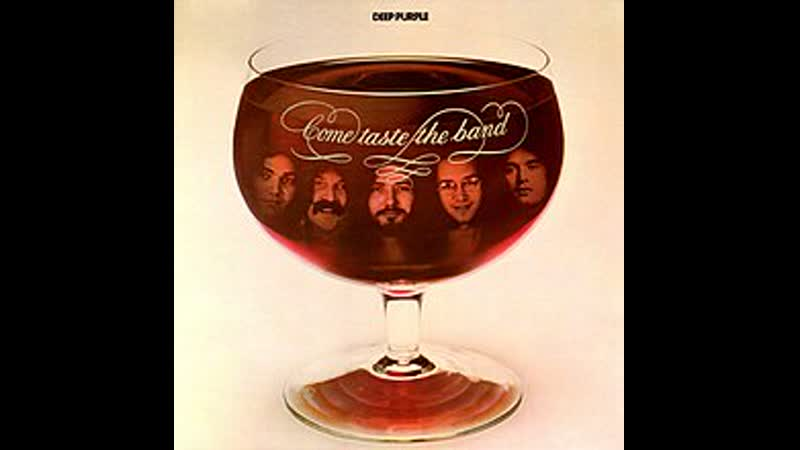 Deep Purple This Time Around Owed to 'G' Come Taste the Band Tour 1975 1976