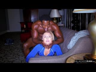 [lil prn] blacked raw aubrey thomas freaked on 1080p big ass, blonde, creampie, interracial
