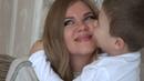 Новогодний клип 2020 Мама и сын