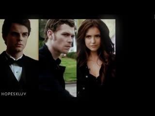 The Vampire Diaries | Katherine Pierce | kai parker | klaus mikaelson | kol mikaelson vine