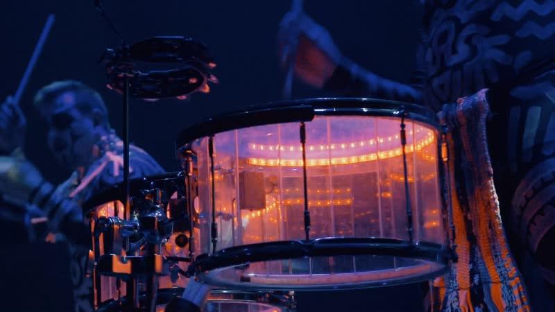 Номер Wild power Шоу барабанщиков Zanozzza Vegas city hall promo