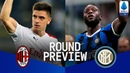 Who Will Rule Milan Derby Della Madonnina Preview Round 4 Serie A