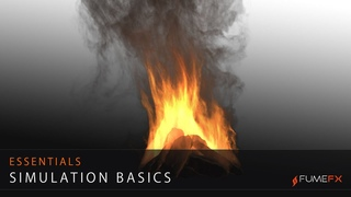 FumeFX for 3ds Max Essentials Part 2 - Simulation Basics