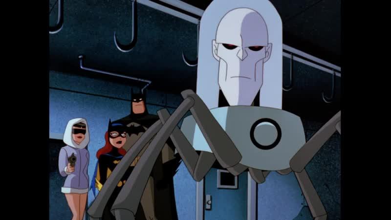 As Novas Aventuras do Batman Ep 03 – Frio Consolo