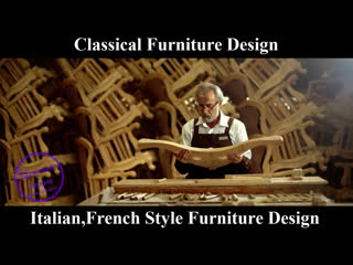 Classical furniture design italian,french style furniture design