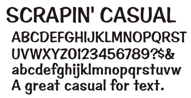 Коротко о шрифтах, и как на них играть, изображение №7