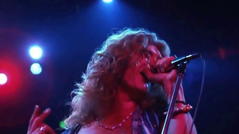 Led Zeppelin Since I've Been Loving You - Live HD