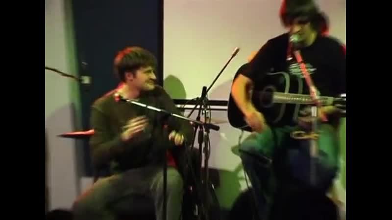 Концерт группы Задвиги Поплавского Фрагмент 6 октября 2006