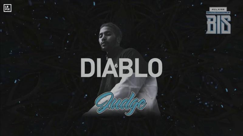 DIABLO HIPHOP Judge Demo @ B.I.S 2019 FINAL LB-PIX