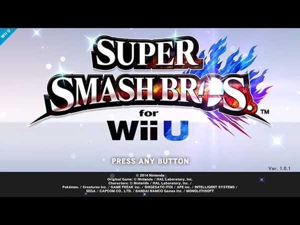 Nintendo Wii U Longplay [005] Super Smash Bros. Wii U