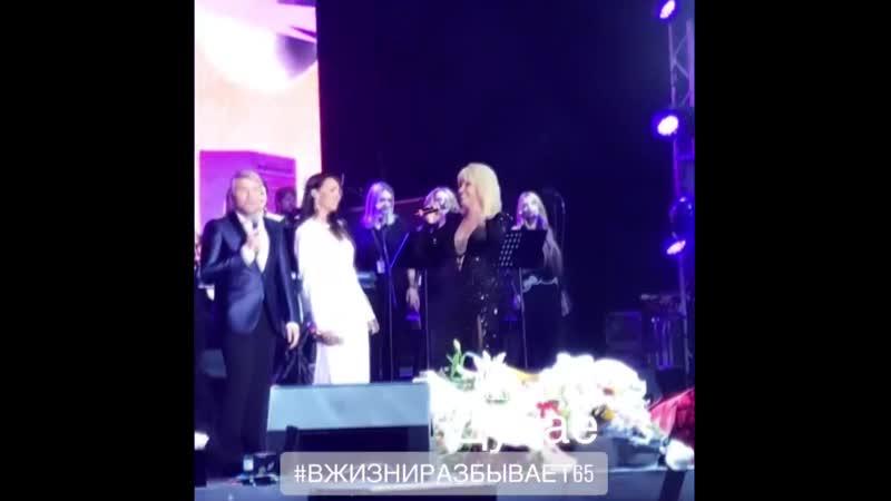 Ирина Аллегрова, Игорь Крутой и другие Ангел-хранитель Dubai, Jumeirah Beach Hotel