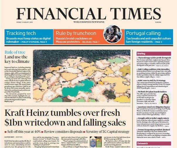 Financial Times Europe - 09