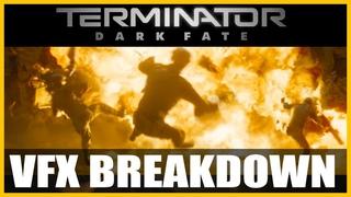 Terminator Dark Fate VFX Breakdown (Allan McKay Blur Studio Tim Miller)