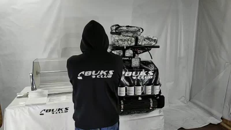 Розыгрыш мотобуксировщика BUKS CLUB