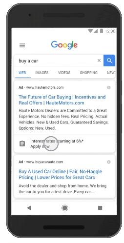 Все, что нужно знать о лид-формах Google, изображение №2