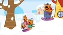 Kid E Cats Snow Slopes and Snowboards Episode 23 Cartoons for kids