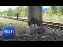 Sabotage Foiled! Ukrainian Special Forces Attempt to Blow Up Key Bridge in Lugansk!
