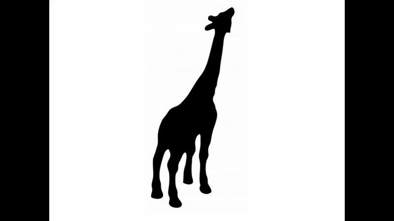 Как жираф искал друзей