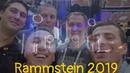 Концерт Рамштайн 2019