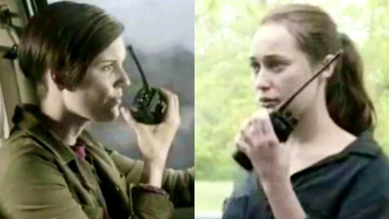 Бойтесь ходячих мертвецов 5 сезон 11 серия Алиша Кларк и Алфия