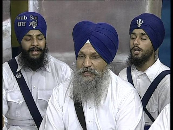 Ragi Bhai Manpreet Singh JI Kanpur Wale Shabad Bole So Nihaal Sarab Sanjhi Gurbani