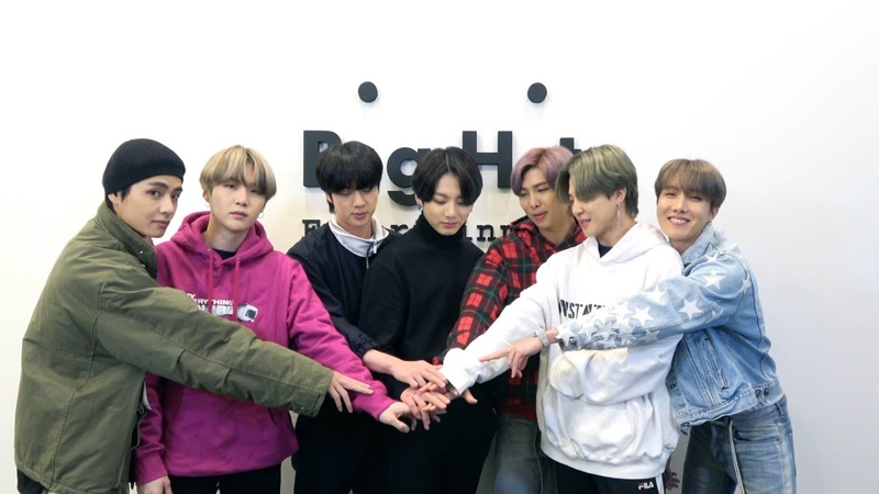 BTS 방탄소년단 코로나19 국민 응원 메시지 COVID 19 Message Stay Strong Stay Connected