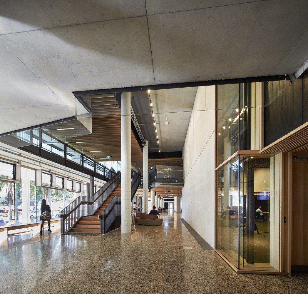 Creative Industries Precinct 2, Queensland University of Technology / Richard Kirk Architect   HASSELL