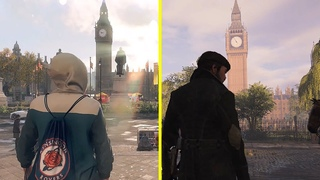 Watch Dogs Legion vs Assassin's Creed Syndicate - London Landmarks Early Comparison