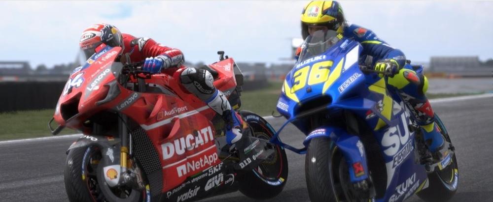 Алекс Маркес выиграл виртуальный этап MotoGP