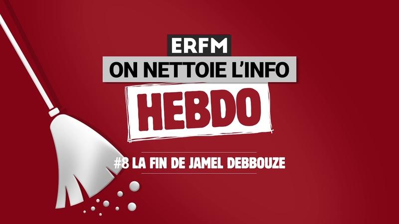 ONLI Hebdo 8 – La fin de Jamel Debbouze