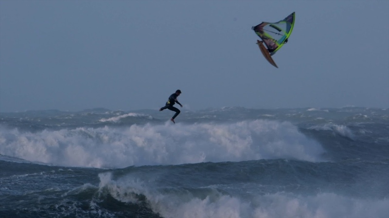 Hanstholm sick session 2019 | Ricardo Campello ricardocampello windsurfing windsurf