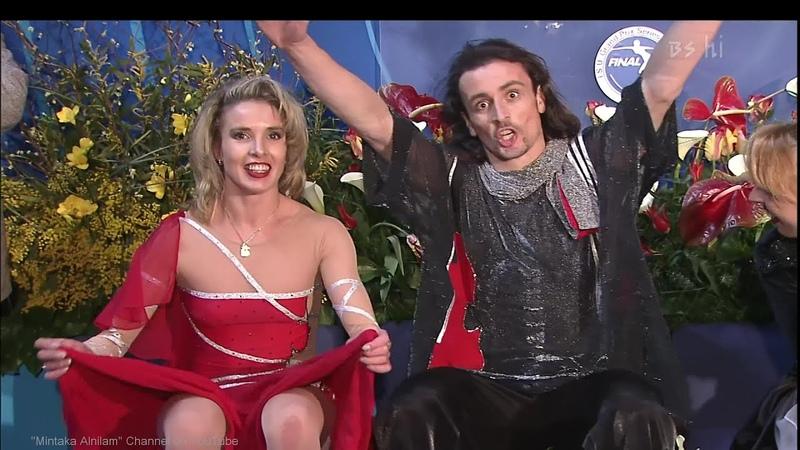 HD Lobacheva Averbukh Diablo 2000 2001 GPF Final Round Free Dance