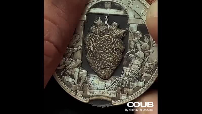 Coin heartbeat