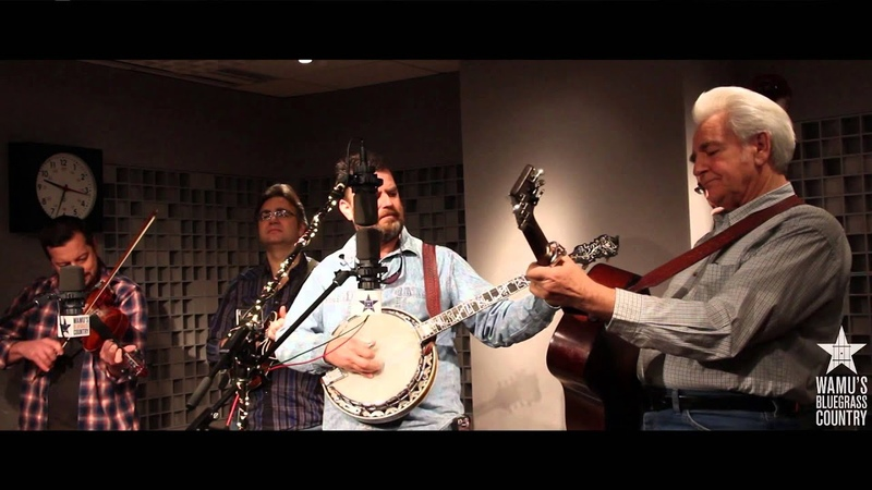 The Del McCoury Band - Big Blue Raindrops [Live at WAMU's Bluegrass Country]