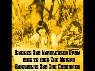 The Moving Sidewalks (pre-zz top) - rare & unreleased (1966-68) 🇺🇸 Texas, electric blues/garage/be