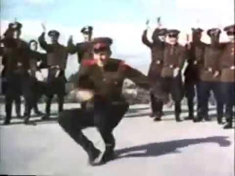 Bochka Bass Kolbaser Soviet Soldier Dance