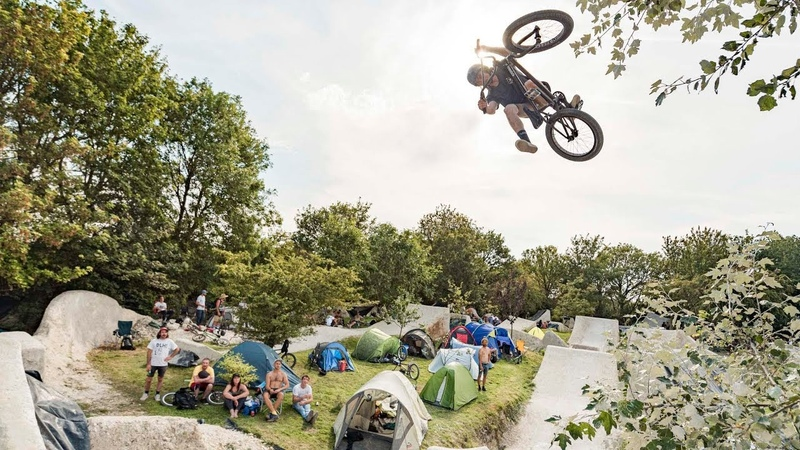 Woodyard Trails Jam 2019 | Ride UK BMX insidebmx