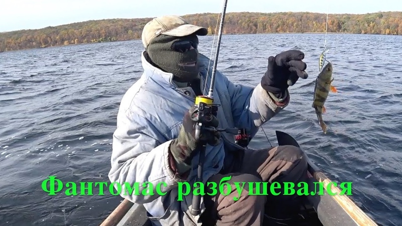Капризная щука и сговорчивый окунь. Рыбалка с тестем.