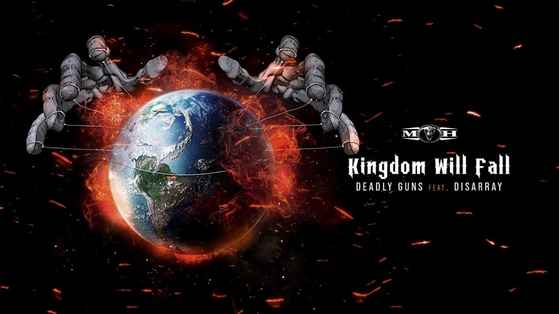 Deadly Guns ft Disarray - Kingdom Will Fall (Official Videoclip)