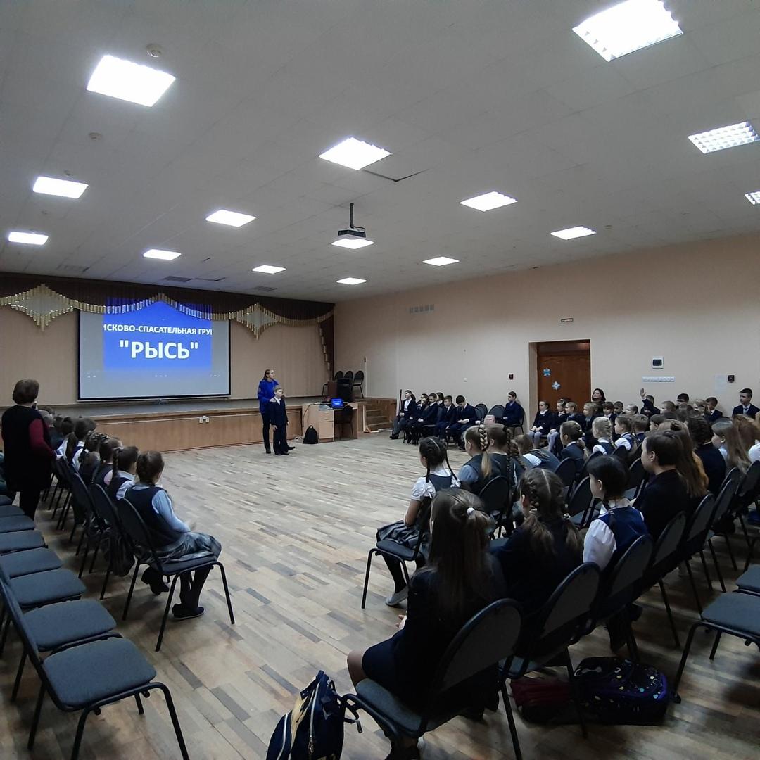 Школа детской безопасности в школе № 84 г. Нижний Новгород