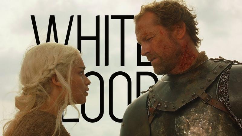 Jorah Daenerys White Blood