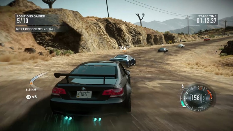 Need For Speed - The Run - Ellery Lake, CA (Level 11)