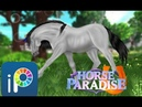 Art on the game horse paradise in the Appendix ibis paint x