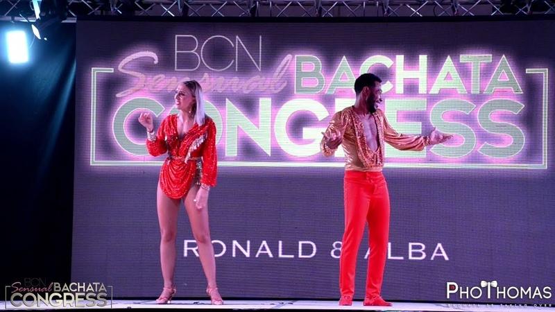 Ronald y Alba Corazon Con Candado @ BCN Sensual Bachata Congress 2019
