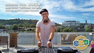 ReOrder pres. RRDR live at Zlute Lazne Prague | Progressive, Deep & Melodic Techno DJ Mix